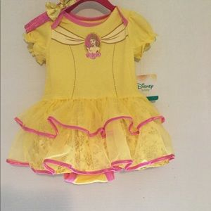 Disney Belle Outfit/ Halloween Costume